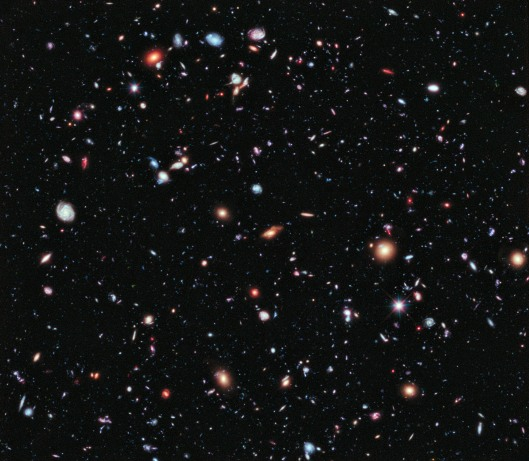 eXtreme Deep Field: The Universe
